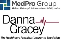 MedPro and Danna Gracey Logos